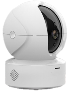 HB21A AI humanoid  tracking WIFI Indoor Homecamera Dome IP Camera